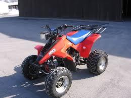 quadrunner 230