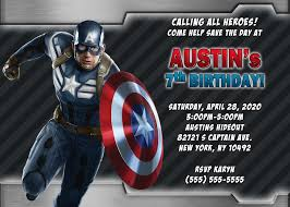 avengers birthday invitations free free printable invitation design