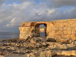 malta u0027s iconic azure window has collapsed business insider