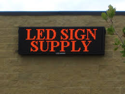 lighted message board signs if you are considering investing in an electronic message board our