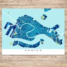 World Map Italy by Maps The Long Road To Venice Venice Sightseeing Map Venice