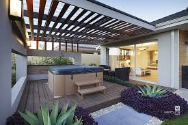 Patio Renovations Perth Alfresco Patio Backyard Design The Sanctuary Display Home By