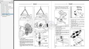 ford cl25 skid steer loader repair manual manual vault