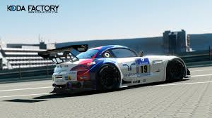 martini livery bmw koda factory schubert motorsport 19 bmw z4 gt3 pc a r s