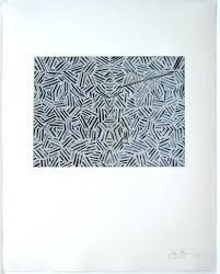 Jasper Johns Map Art U0026 Artists Jasper Johns