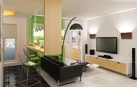 Studio Apartment Decor Finest Fresh Ideas For Studio Apartment - One bedroom apartments interior designs