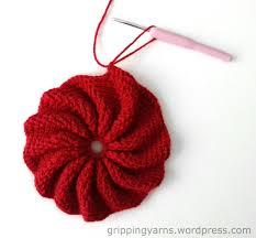 crochet gripping yarns
