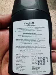 Dandruff And Hair Loss Keraglo Ad Shampoo Review And Side Effects