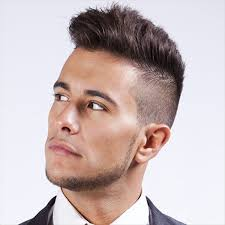hairstyles short on top long on bottom haircut with shaved side and cut for men men hairstyle trendy