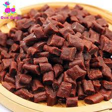 dogbaby chew dog food feeders fresh beef material dogs snacks