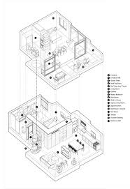 unboxing space duplex apartment merges diverse eras and styles