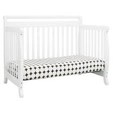Annabelle Mini Crib White by Davinci Emily 4 In 1 Crib White Simply Baby Furniture 179 00