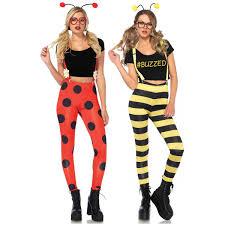 leg avenue 85631 buzzed bee halloween costume black yellow s