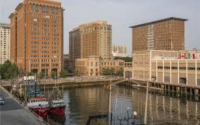 Boston Convention Center Hotels Map by Boston Harbor Hotel Near Logan Airport Seaport Boston Hotel