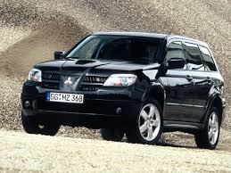 2006 mitsubishi outlander information and photos zombiedrive