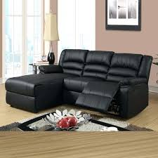 leather electric recliner chaise corner sofa sofa with chaise and recliner medium size of sectional couch