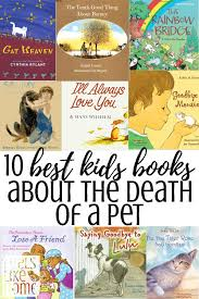 when a pet dies 10 best books for kids about the of a pet feels like home