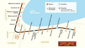 Cta Red Line Map Maps U0026 Stations