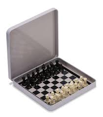 classic games magnetic chess