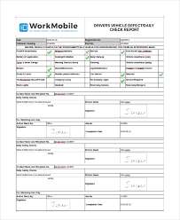 car report template exles free vehicle report 13 free pdf word documents free