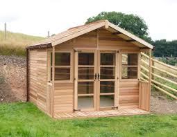 Garden Summer Houses Scotland - 10x10 summerhouse jpg