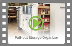 Pull Out Spice Rack Cabinet by Pull Out Spice Rack Cabinet U0026 Kitchen Storage Organizer