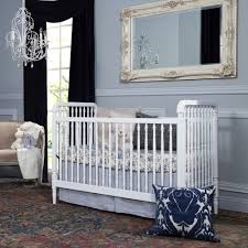 White Convertible Cribs by Dollar Baby Liberty 3 In 1 Convertible Crib With Toddler Bed