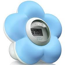 thermometre bain et chambre philips avent thermomètre numérique bain chambre norme jouet
