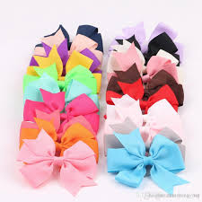 3 inch grosgrain ribbon wholesale high quality 3 inch grosgrain ribbon boutique hair bows with clip