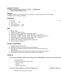 Kitchen Manager Resume Top 8 Cook Supervisor Resume Samples In This File You Can Ref