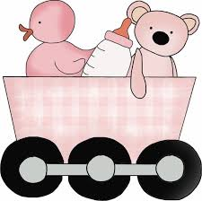 Baby Shower Clip Art Free - baby free baby shower clip art free vector for free 7