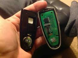 lexus car key battery replacement changing battery in titanium key fob page 2 ford focus forum