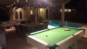 Ping Pong Pool Table Luxury 6 5 Br Across From Beach Privt Homeaway Crystal Beach