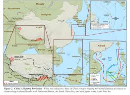 East China Sea Map Military Power Of The People U0027s Republic Of China 2098 Maps Perry