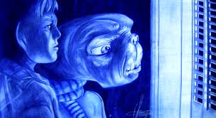 E T Phone Home Fan Art U2013 Cassie Munson Art