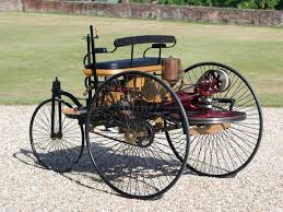 first mercedes benz 1886 rm sotheby u0027s 1886 benz patent motorwagen recreation london 2013