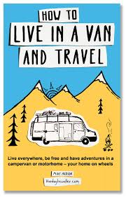 book travel images How to live in a van and travel book vandog traveller jpg