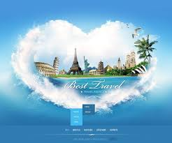 traveling agency images Website template 41928 travel expert agency custom website jpg