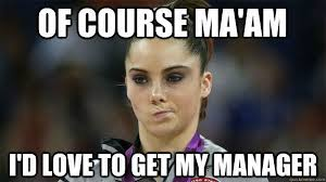 Maroney Meme - mckayla maroney s scowl prompts meme frenzy