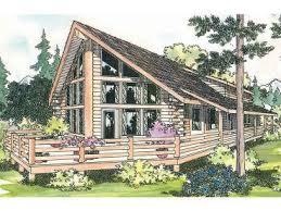 chalet plans a frame house plans the house plan shop