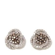white earrings earrings for women hsn