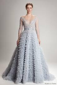 blue wedding dress designer 39 best blue light blue gowns images on wedding