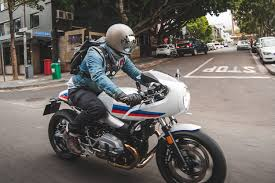 bmw touring bike ride report the 2017 bmw r ninet racer bike exif
