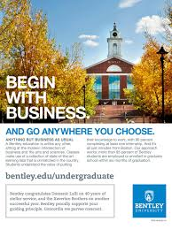 bentley university matthew dimond portfolio