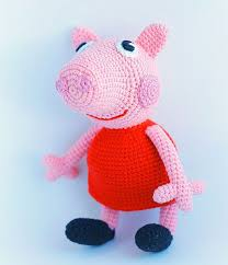 peppa pig free crochet pattern amigurumi today