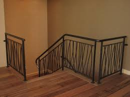 railings for stairs interior railings u0026 stairs pascetti steel