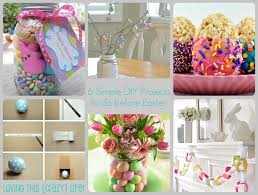 Easter Projects Loving This Crazy Life Last Minute Easter Diy Projects
