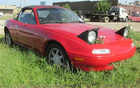 1990 mazda mx 5 miata convertible item i9516 sold augus