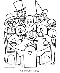 halloween coloring pages 025