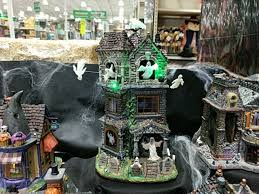 lemax spooky town lemax spooky town ghostly manor